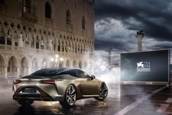 Lexus hlavním sponzorem 74. ročníku Benátského filmového festivalu, Toyota