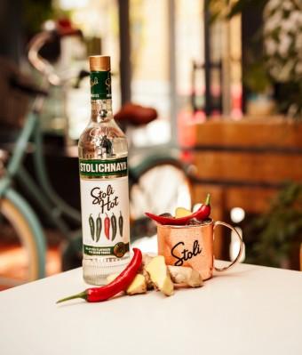 Stoli Hot Ginger, foto: Premier Wines & Spirits