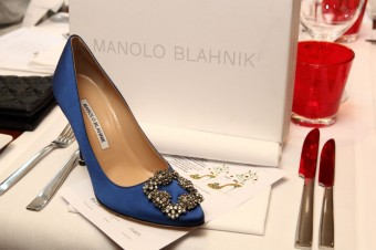 Charitativní gala večeře Manolo Blahnika pro Nadační fond Bazaar Charity