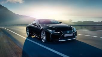 Lexus LC 500h startuje novou éru hybridního pohonu, Toyota