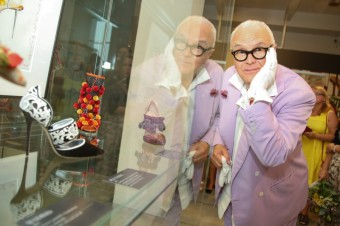 Manolo Blahnik: The Art of Shoes v Museu Kampa Praha