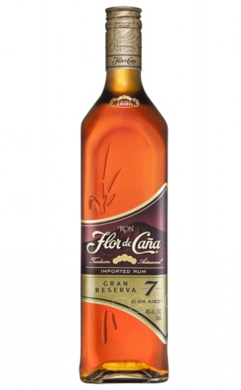 Flor de Caña, Gran Reserva 7, foto: Premier Wines & Spirits