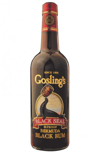 Gosling´s, Black Seal, foto: Premier Wines & Spirits