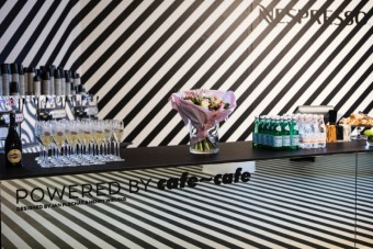 Re-see Showroom supported by Nespresso & ELLE na MBPFW, foto: Nespresso