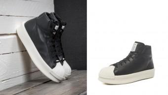 adidas x Rick Owens Mastodon Pro Model II, Footshop