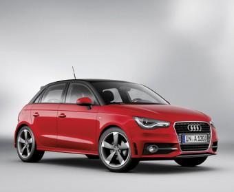 Audi A1 - Nejlepší malý vůz roku, Menhouse.eu