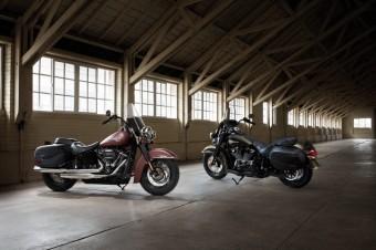 Heritage Classic, Harley-Davidson
