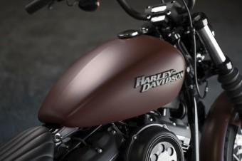 Street Bob, Harley-Davidson