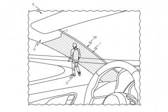 Cloaking Patent, foto: Toyota