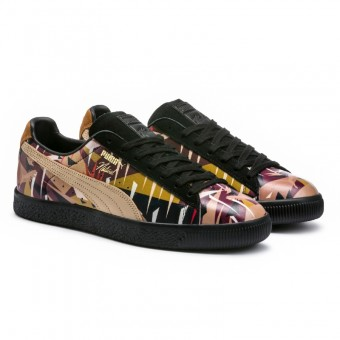 PUMA x NATUREL Clyde Moon Jungle