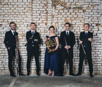 Classic Praha a Supraphon Musicpoint uvedou in-store koncert Belfiato Quintet