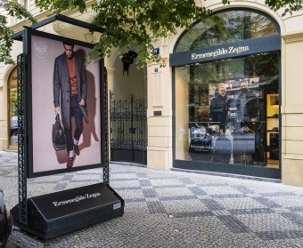 Harper´s Bazaar Open Air Gallery by Luxury Brand Management