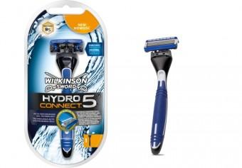 Čím překvapit muže? Wilkinson Sword Hydro Connect 5