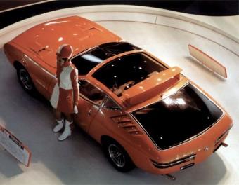 Tokyo Motor Show 1969, zdroj: Toyota Newsroom