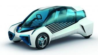 EX jako experimentální, 2015, zdroj: Toyota Newsroom