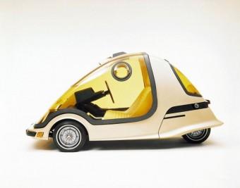 EX-II, elektrický koncept, zdroj: Toyota Newsroom