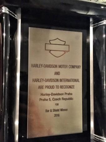 Ocenění Top Dealer Harley-Davidson, foto: Harley-Davidson