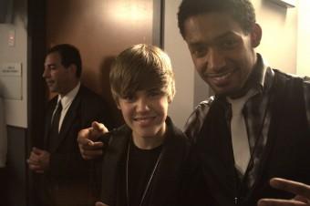 Yemi a Justin Bieber