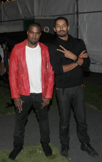 Yemi a Kanye West