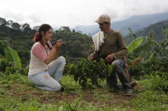 Humberto Galeano Sanchez & Andrea Galeano Robledo, foto: Nestlé Nespresso