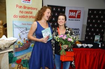 Markéta Hrubešová a Marta Jandová, foto: MF, a.s. a La Casa Argentina