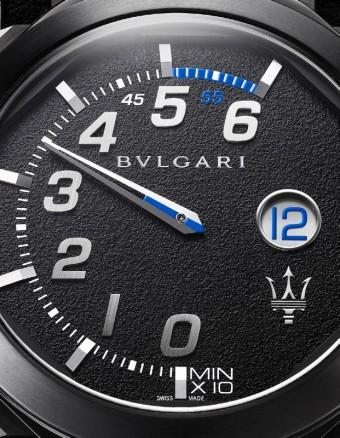 Octo Maserati od Bulgari