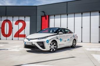 Toyota je v TOP desítce firem v žebříčku Change the World TOP 10 firem