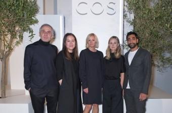 COS party v The National Gallery během Fashion Weeku v Londýně