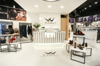 VaNa1 Fashion Store, Palác Koruna, Praha 1