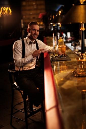 Milan Zaleš z pražského Bugsy's baru, foto: Premier Wines & Spirits