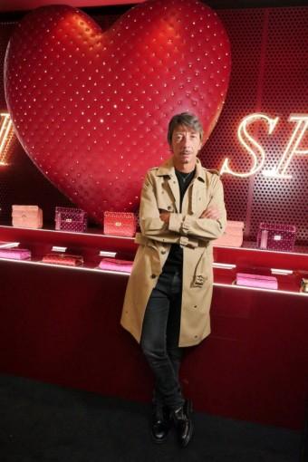 Pierpaolo Piccioli, kreativní ředitel Maison Valentino, credit: Valentino/Stephane Feugere