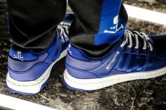 Kolekce adidas x mastermind ve Footshopu, foto: Daniel Chomistek