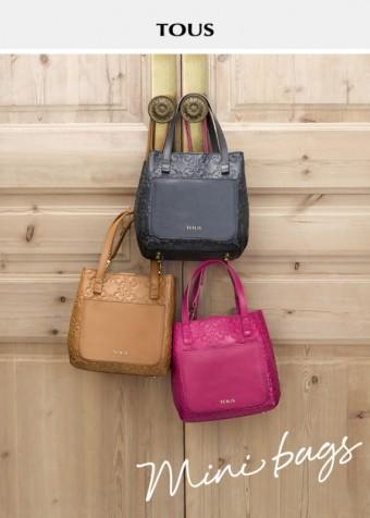 Mini Bags, TOUS