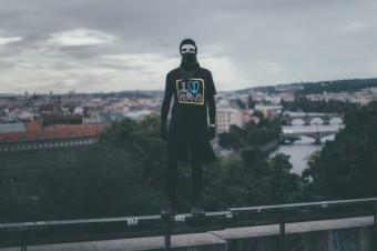 Life is Porno v Praze! Nová lokální kolekce ve Footshopu, foto: Petr Hricko