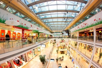Obchodní centrum Atrium Flora