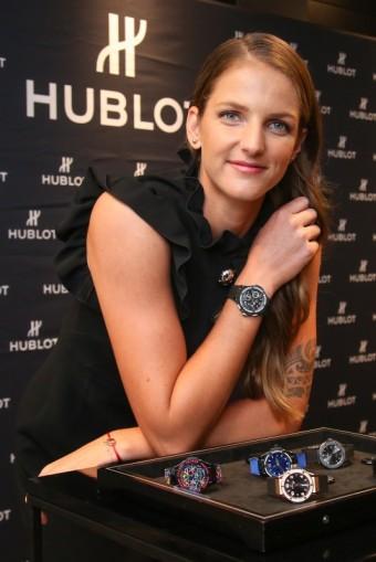 Karolína Plíšková, nová ambasadorka značky Hublot