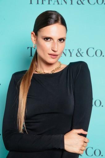 Cate Underwood, Tiffany & Co. slaví otevření nového obchodu v Moskvě, foto: Tiffany & Co.