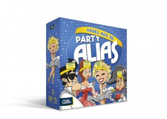 Albi: Párty ALIAS Hádej, kdo jsi