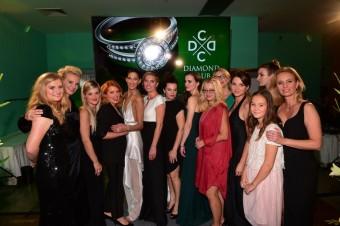 Modelky zákaznice, foto: Diamond Club