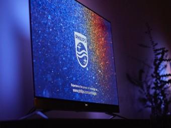 Televizor Philips 4K OLED řady 9002