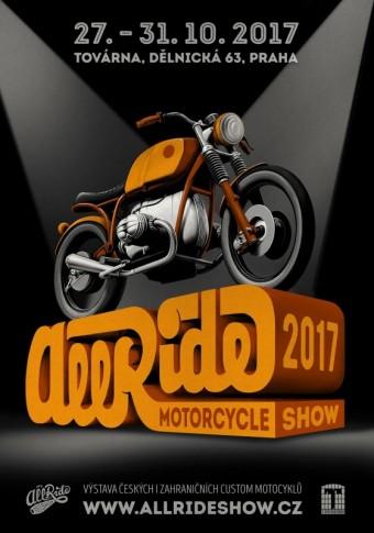 Druhý ročník All Ride Show, zdroj: All Ride Show