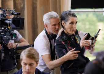 ERDEM x H&M, Exkluzivní film by Baz Luhrmann, Backstage