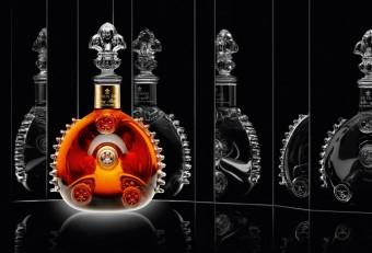 Ultra Premium Cognac Louis XIII. od Rémy Martin, foto kredit: Remy Cointreau