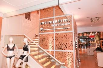 Intimissimi: vlajkový obchod na 5. Avenue