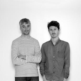 Umělecké duo Craig & Karl, foto kredit: Nespresso
