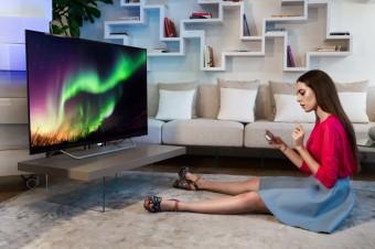 OLED televizor řady 9002, Philips