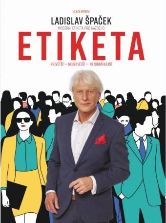 Ladislav Špaček, Etiketa, vydavatelství Mladá fronta