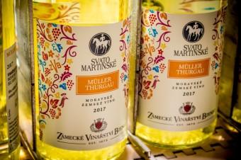 Svatomartinská vína, Zámecké vinařství Bzenec