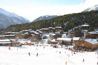 Lyžařské středisko La Norma, Beta tour