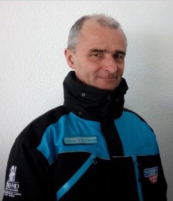 Marcus Schlatmann - manager a ředitel společnosti Sogenor, La Norma, Francie